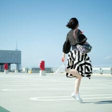 「ファッションと写真」 -Fashion and Portrait of Okinawa-