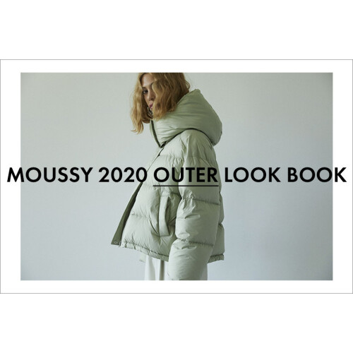MOUSSY 2020 OUTER LOOK BOOK