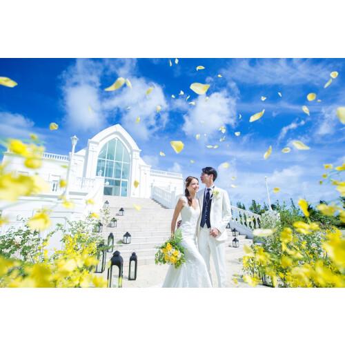 少人数でアットホームな結婚式♪リゾートウェディングの魅力💛