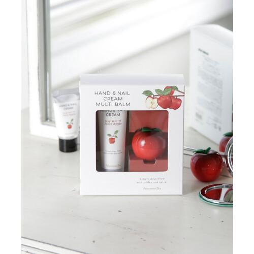りんごの香りのボディケアアイテム入荷いたしました!